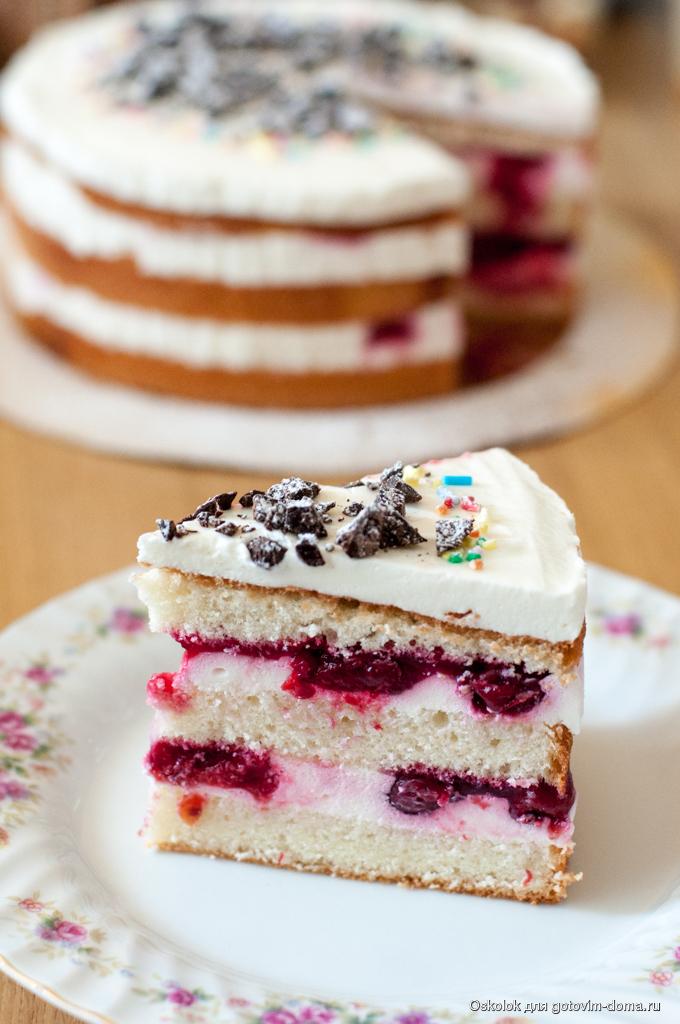 массива бисквитный торт начинка и крем фото главном ресторане