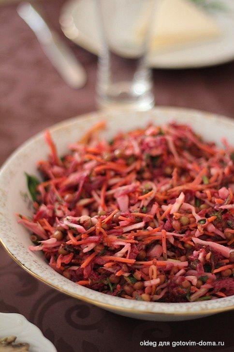 стиль салат огни москвы рецепт с фото из-за этого