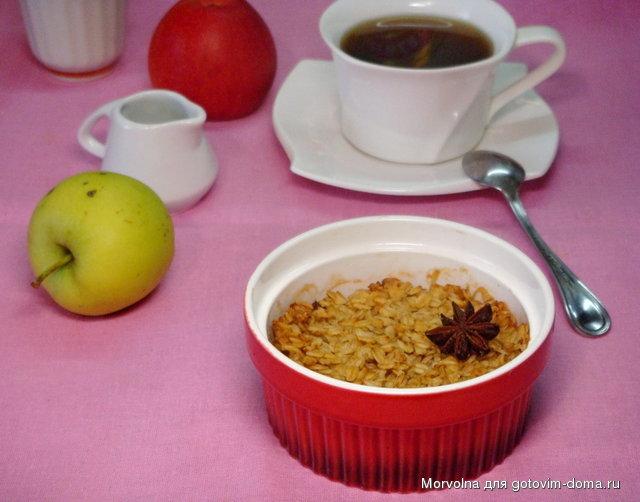 Диетические яблочные хлебцы – кулинарный рецепт