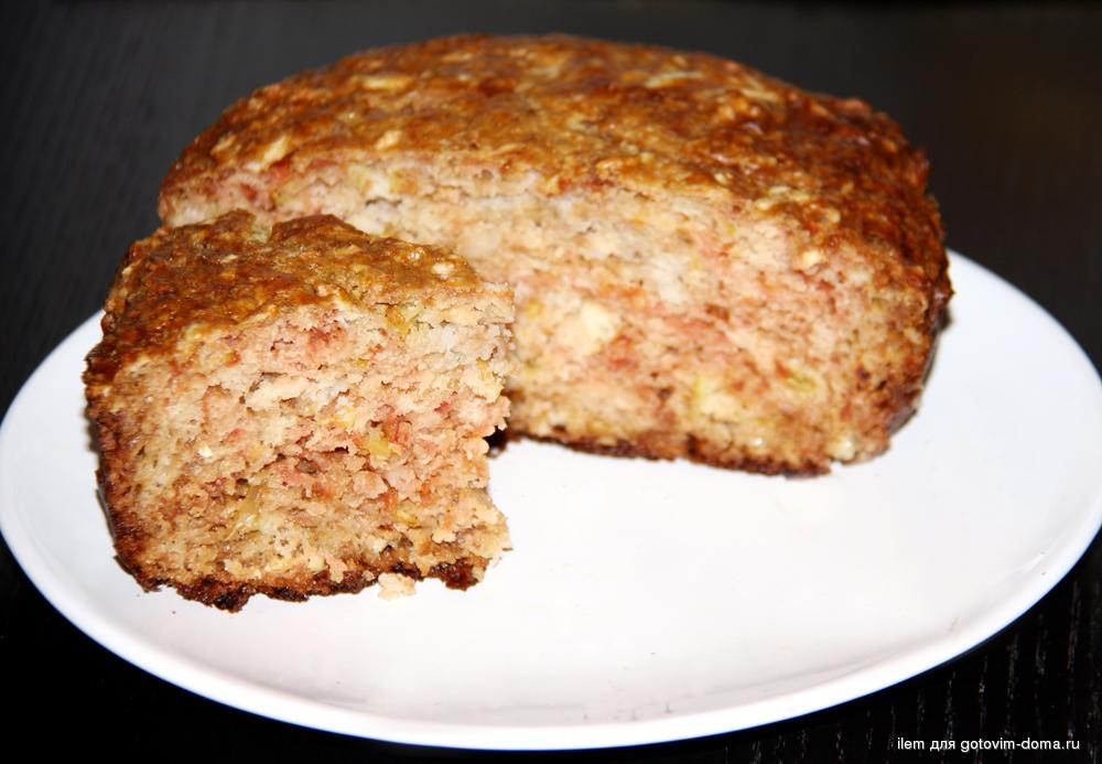 Пышный пирог с яблоками рецепт с пошагово