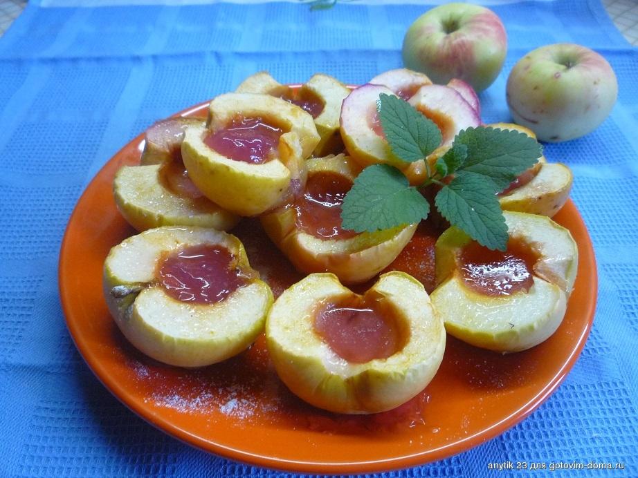 Вкусные десерты из яблок рецепты и