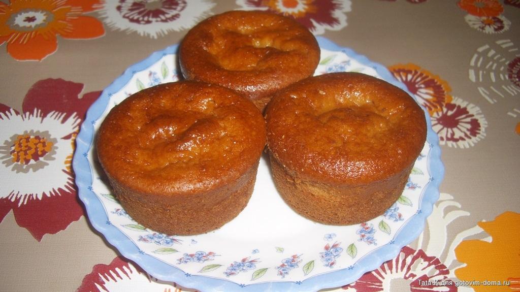 Рецепт кекса на кефире пошаговый рецепт
