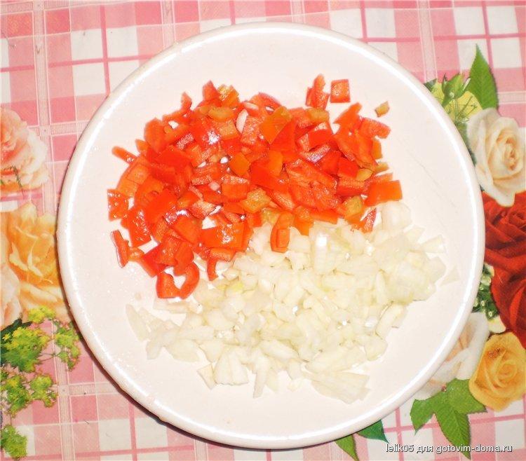 Салат с печенью трески с майонезом рецепт с