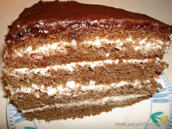 Торт на быструю руку фото рецепт