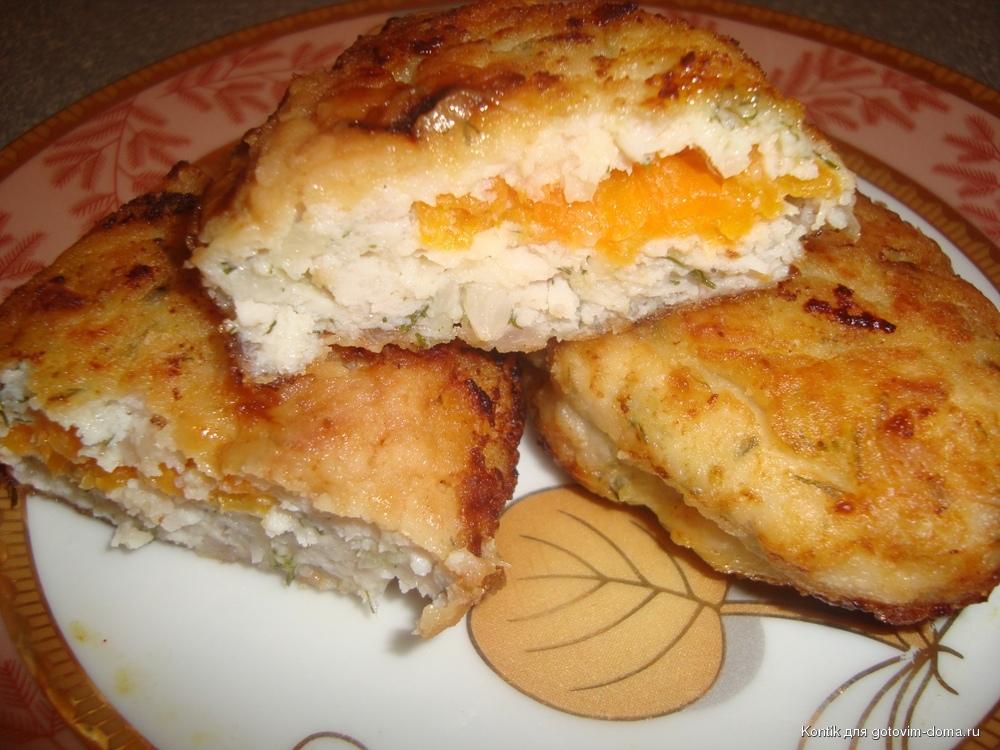 Картофельно-морковные котлеты рецепт с фото пошагово