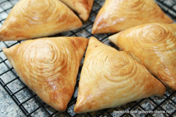Рецепты узбекской самсы с фото