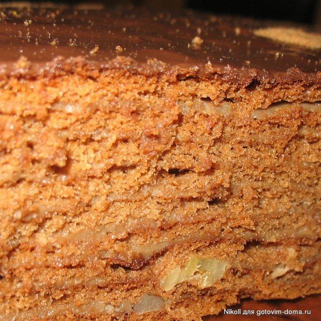 Дамский каприз торт классический
