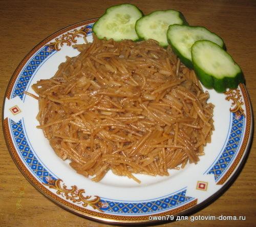 Пилав рецепт от малаховского