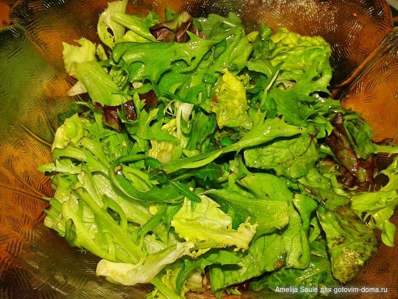 Салат амелия рецепт