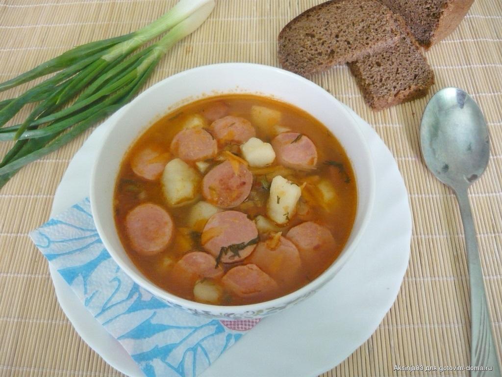 Как приготовить студенческий суп