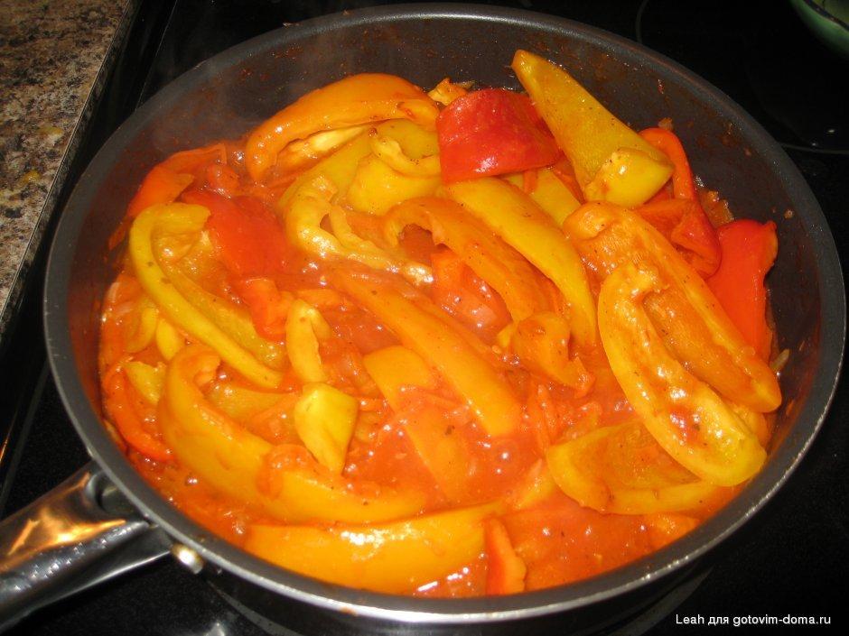 Как сделать соус из перца 613