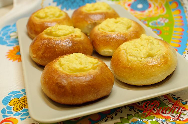 шанежки с картошкой рецепт с фото пошаговое фото