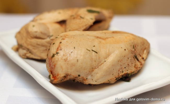 Рецепты диетических блюд из куриного филе для похудения