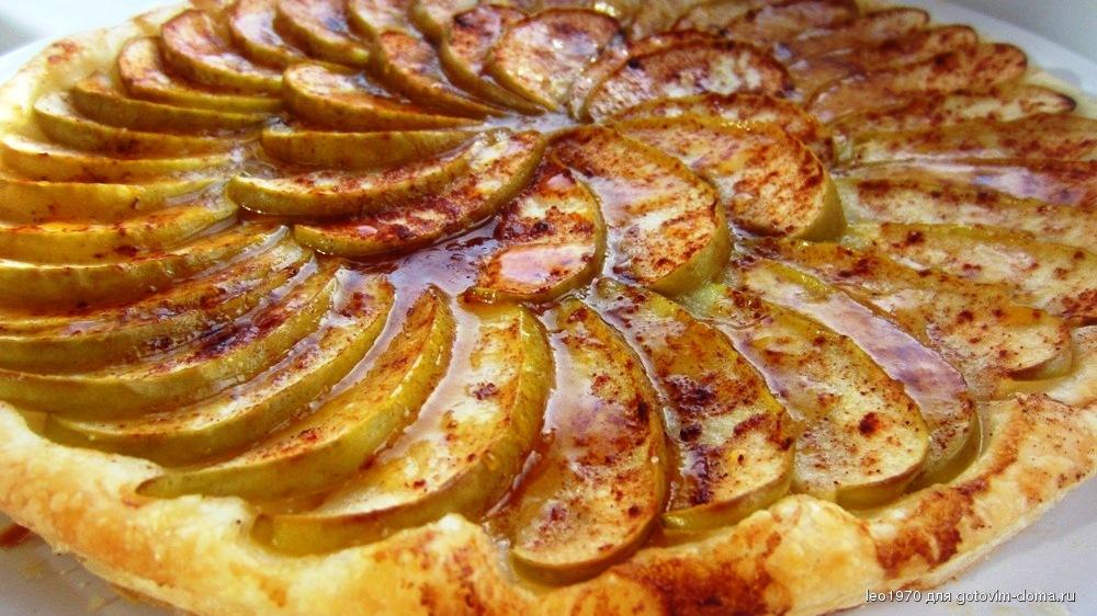 шарлотка с яблоками рецепт высоцкая