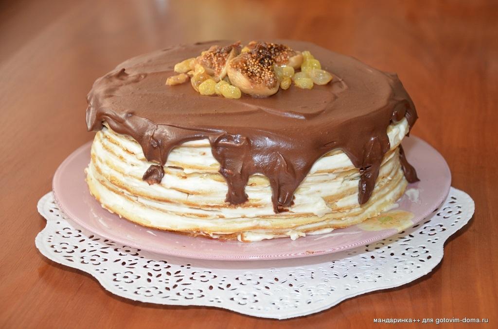 Готовим торт в домашних условиях