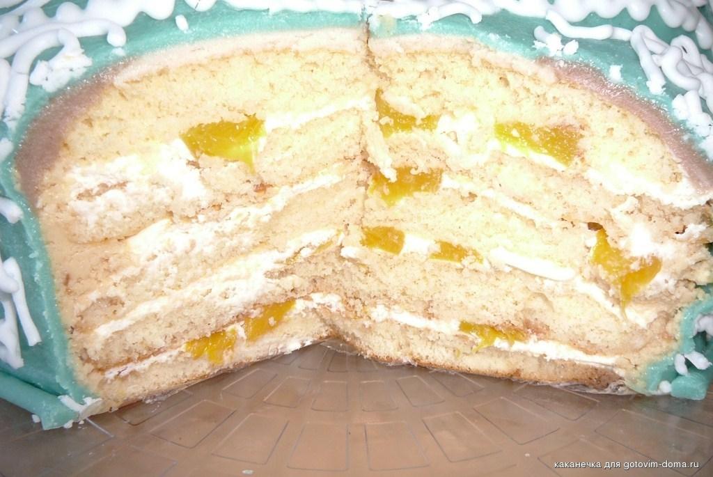Торт молочная девочка рецепт фото