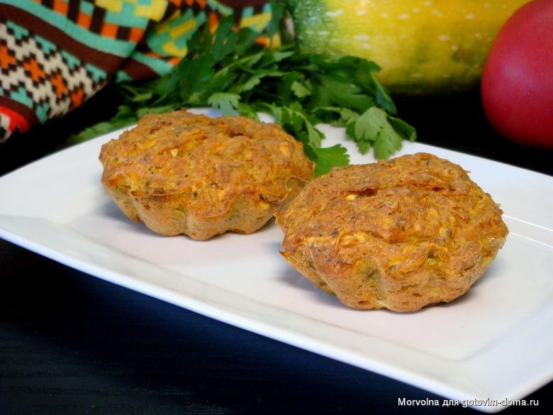 Вкусный рецепт с кабачками в духовке