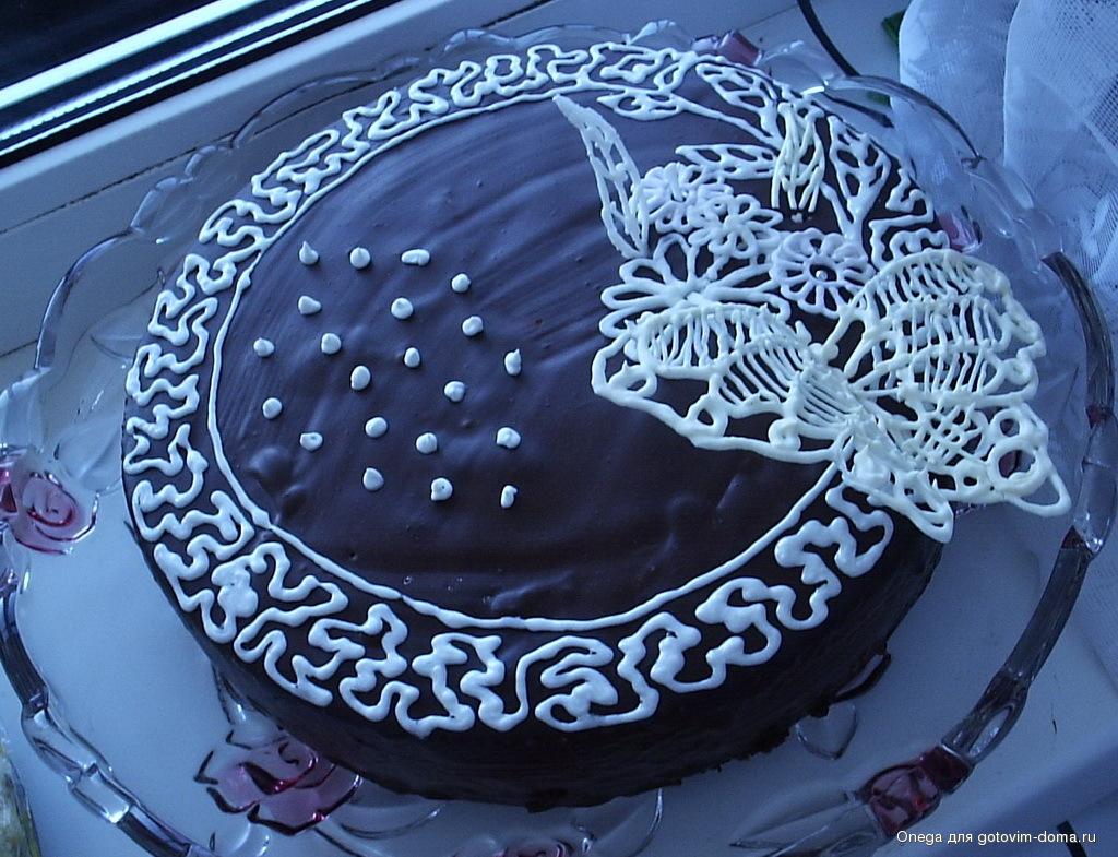 рецепт приготовления зеркальной глазури для торта