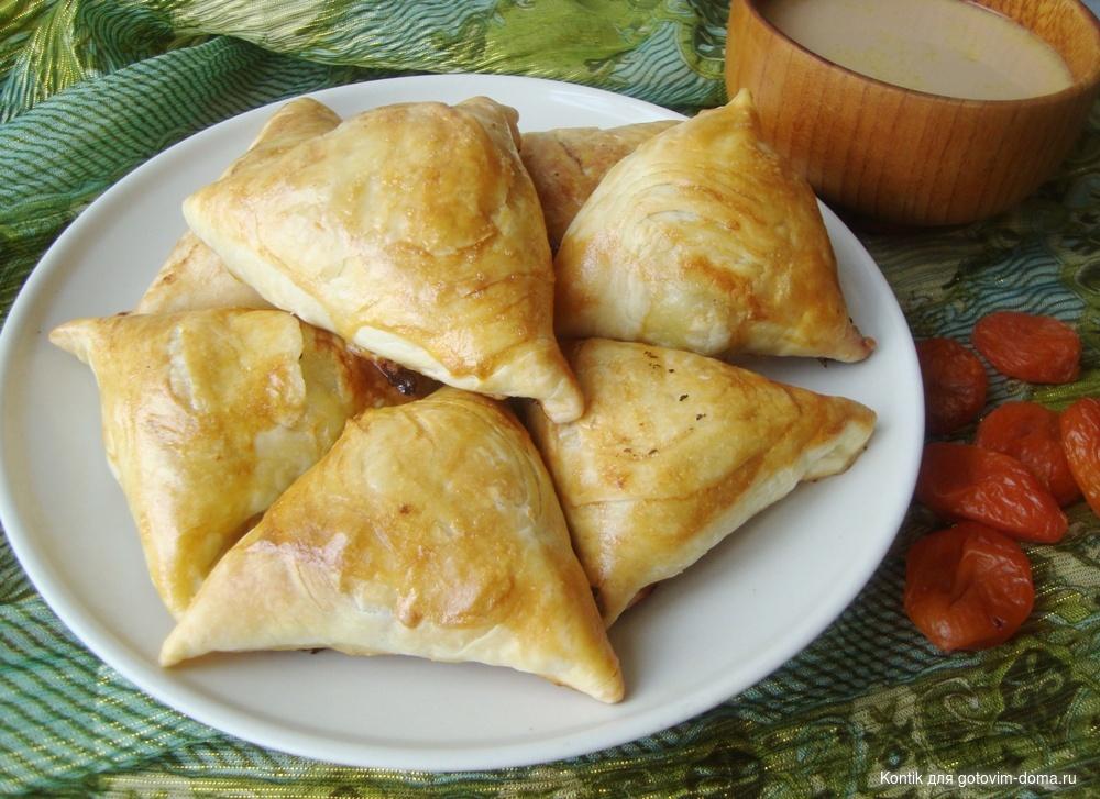 Настоящая узбекская самса рецепт с фото