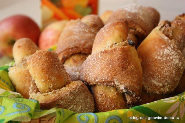 Творожные пончики со сметаной рецепт