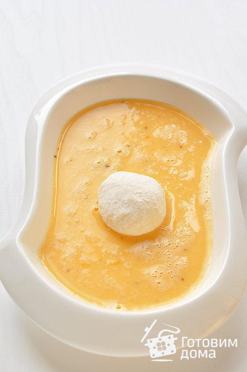 Сырные шарики из моцареллы - пошаговый рецепт с фото на Готовим дома