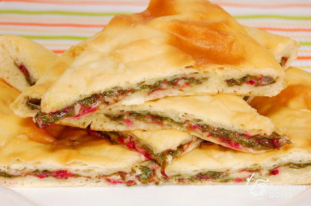 Осетинский пирог дома рецепт с фото