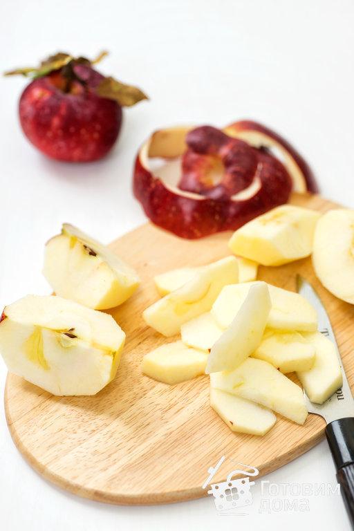 Яблочный пирог-шарлотка - пошаговый рецепт с фото на Готовим дома