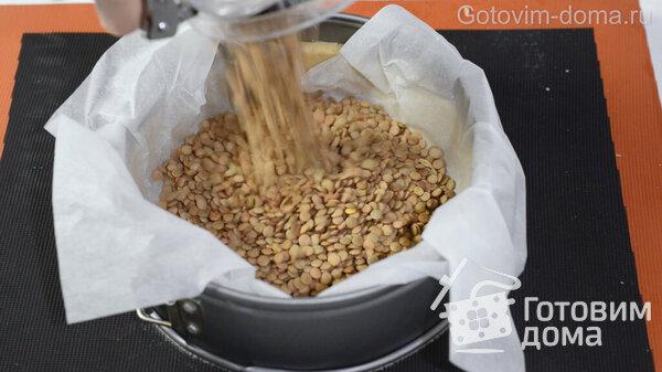 Песочный пирог с вишневой начинкой: просто объедение (Фото)