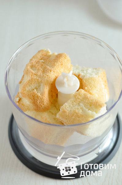 """Пирожные """"Картошка"""" фото к рецепту 1"""