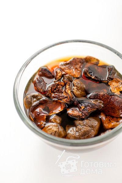 Суп с белыми грибами и сливками фото к рецепту 2