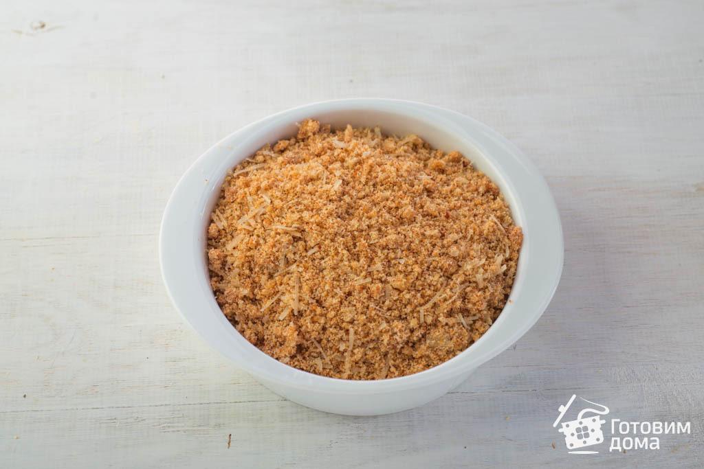 курица панировке в духовке рецепт с фото