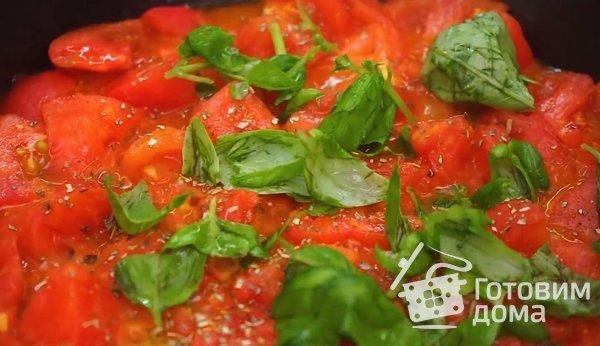 Пицца на манном тесте - рецепт пошаговый с фото