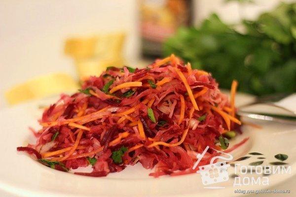Для похудения салат из свеклы