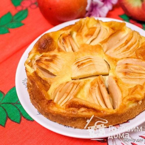 Готовим дома цветаевский яблочный пирог