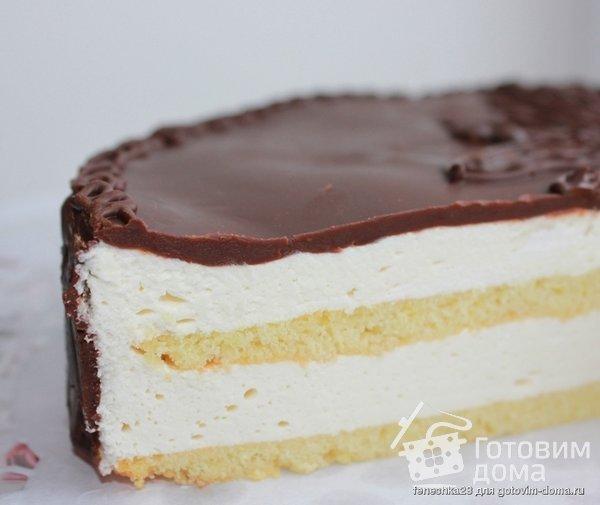 торт со птичье молоко рецепт