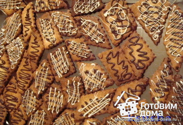 Имбирное печенье камелена
