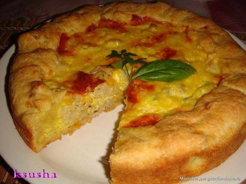 Пироги из цветной капусты