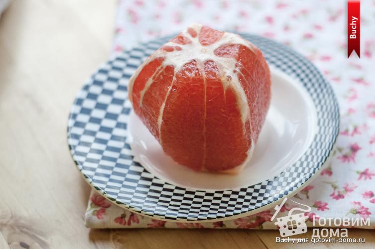желе грейпфрут без сахара рецепт