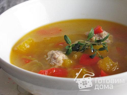 рецепт тыквенного супа с брынзой