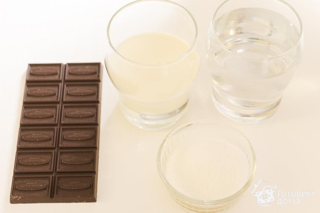 Шоколадный соус для блинов рецепт
