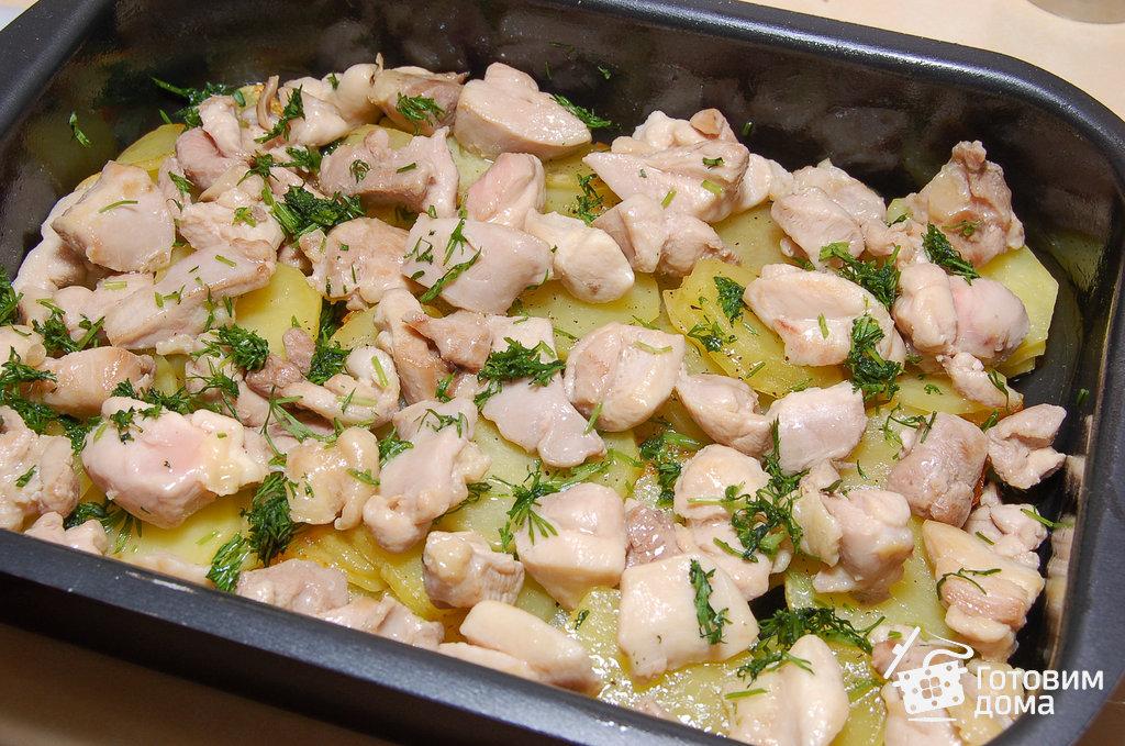 паста с грибами и беконом рецепт с фото