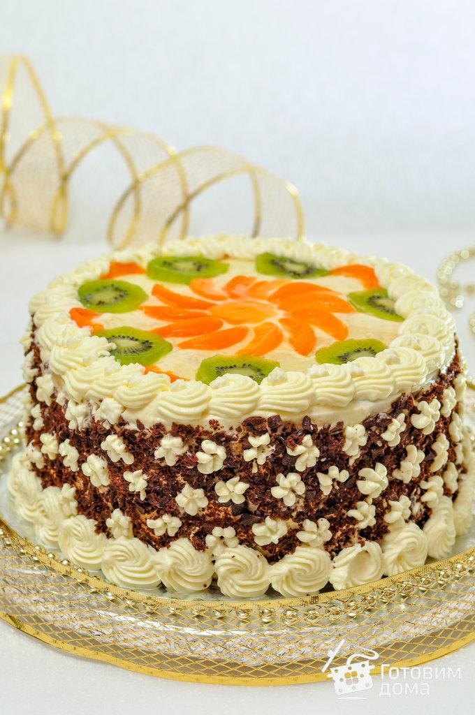 как украсить торт на 24 года пошаговый рецепт