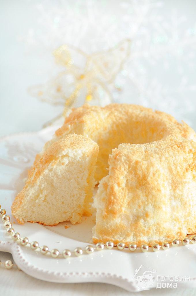 бисквит 10 яичных белков и еще что рецепт