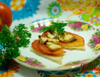 тарталетки с грибами жюльен рецепты с фото #4