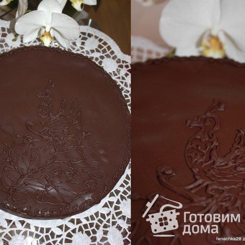 Рецепт глазури для торта птичье молоко