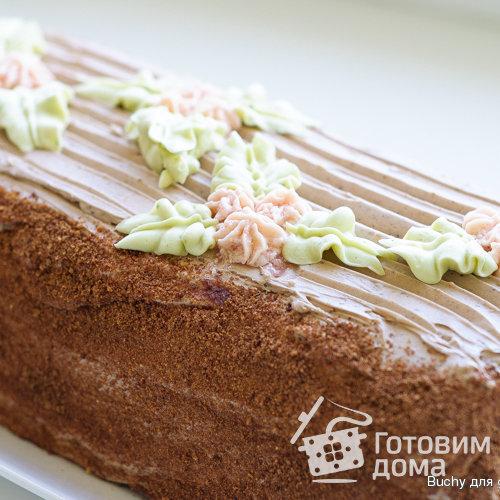 торт сказка творожный рецепт и фото