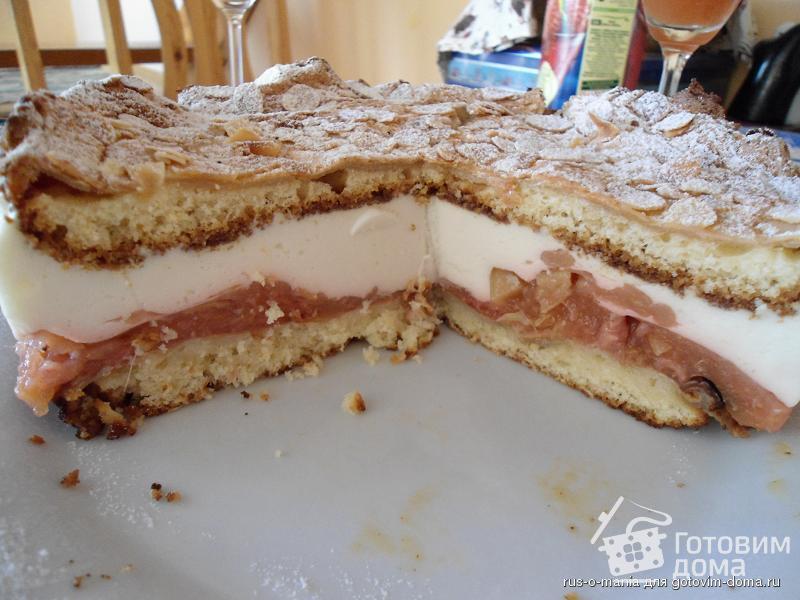 Торт с апельсином киви фото 2