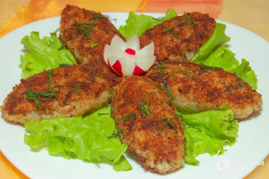 Котлеты из рыбных консервов рецепт классический