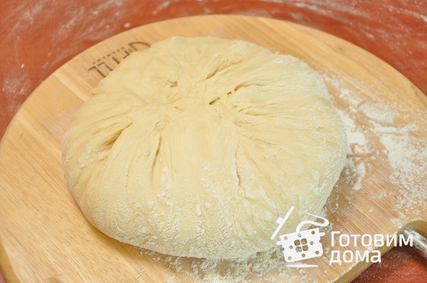 Фыдджын (осетинские пироги с мясом) фото к рецепту 12