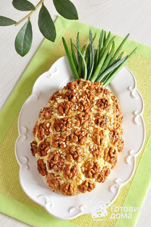Салат Грибная поляна несколько пошаговых рецептов с фото